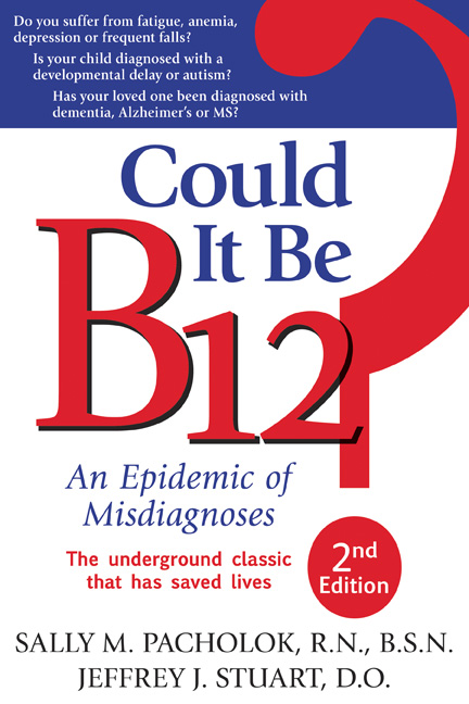 B12 Awareness!: Second Edition Media Release B12 Deficiency